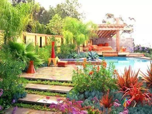 别墅庭院设计风格,你喜欢哪一种?