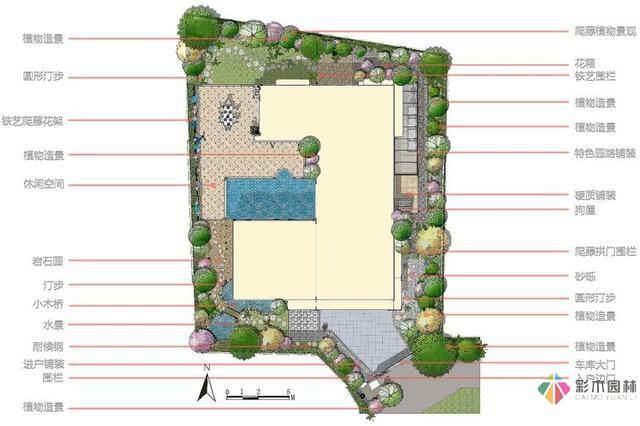 国内超美庭院设计案例,你还在等什么?赶快联系我们