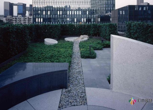 私人会所现代庭院设计案例