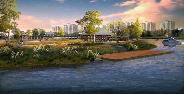 湿地的景观设计六大原则你知道多少?
