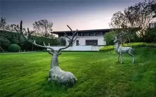 园林景观设计中的动物小品,一不小心惊醒了精灵