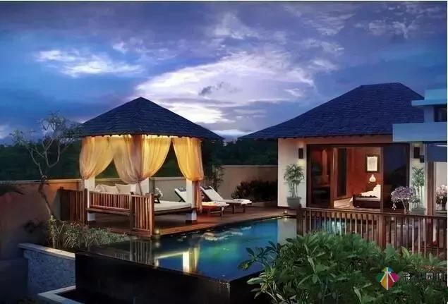 世界各地不一样的设计风格别墅庭院景观设计构思