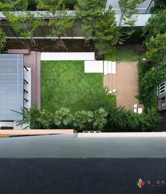 别墅庭院设计掌握这四个要点,设计不再是难受!