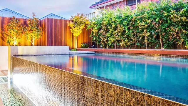 10个现代庭院景观设计方案值得借鉴一下