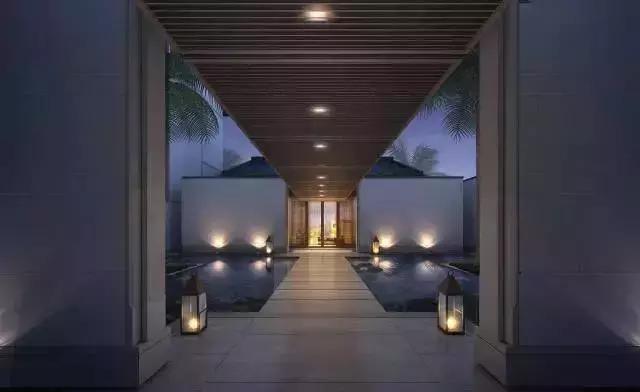 别墅庭院设计|新中式庭院的内蕴之美