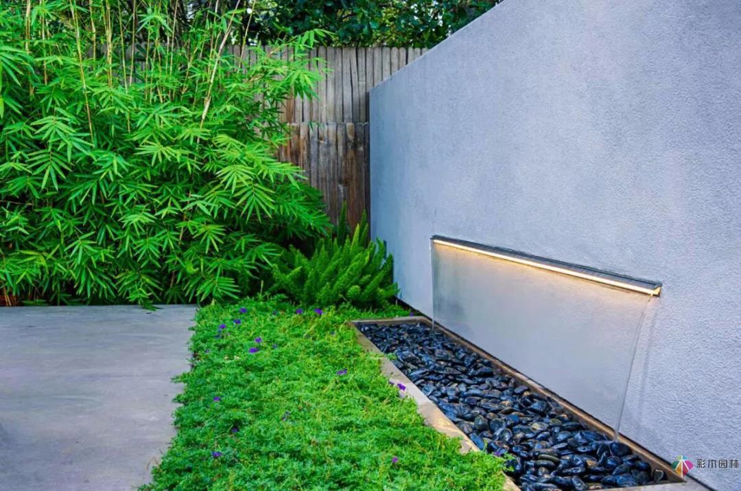 花园水景设计和养护要点基本的都在这里了!