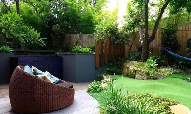 创意私家庭院花园设计鉴赏
