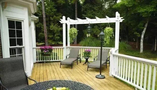 彩木园林庭院设计注重16个细节,让你的庭院诗情画意!