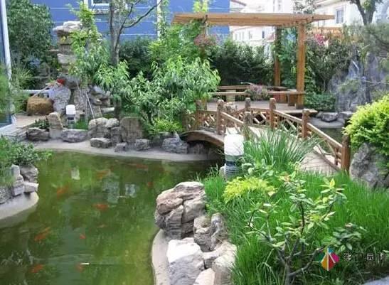 中式庭院设计必要的元素以及设计原则特点