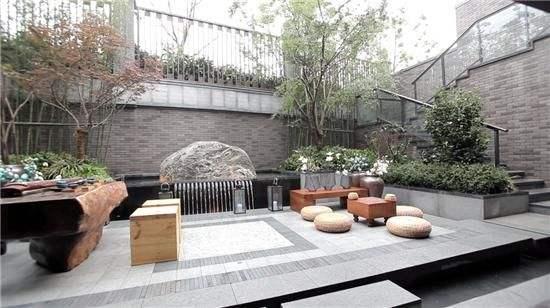 下沉式庭院设计常见两种方法,你的庭院喜欢哪一种?