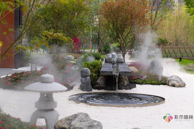 花园设计的景观六大要素。打造美丽的花园
