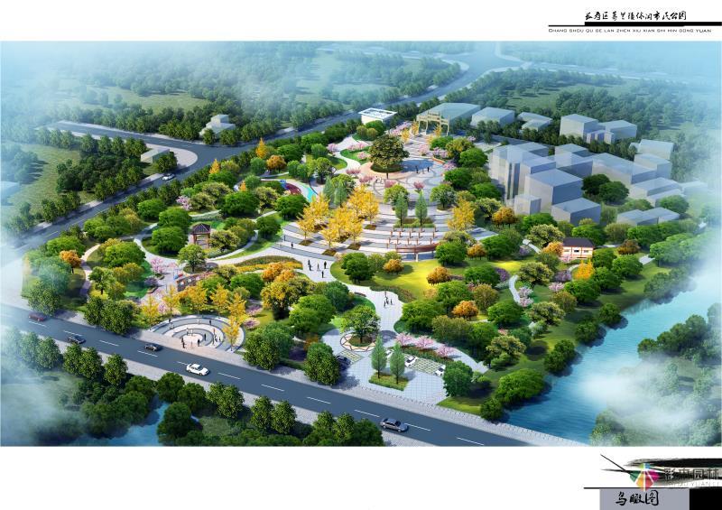 五大城市景观设计功能