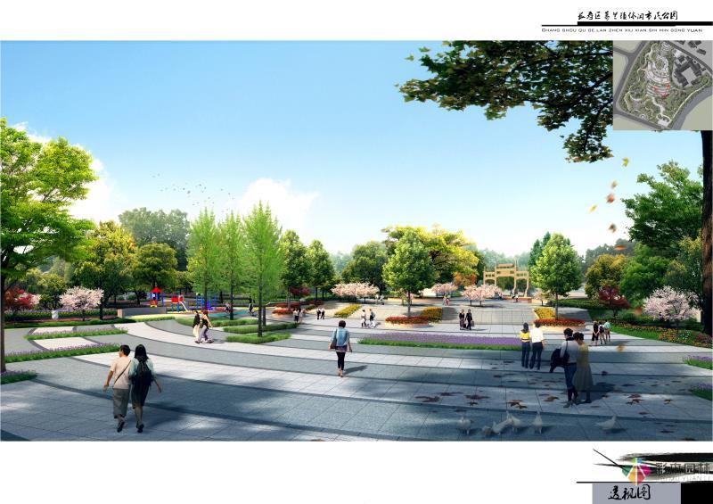 广场景观设计需考虑的几个因素