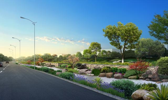 公路园林景观设计方法以及要注意的因素