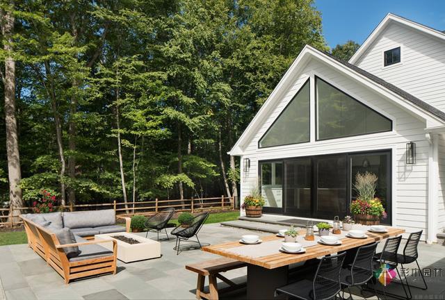 彩木园林收集了200款不同风格的花园设计效果图