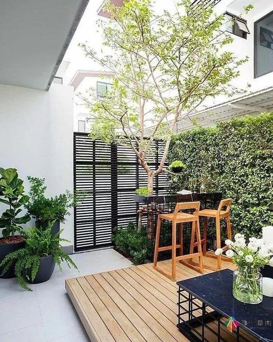 来和彩木园林聊一聊花园设计的相关话题