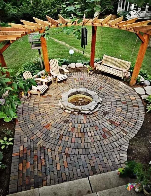 花园设计的品质取决于花园里的细节