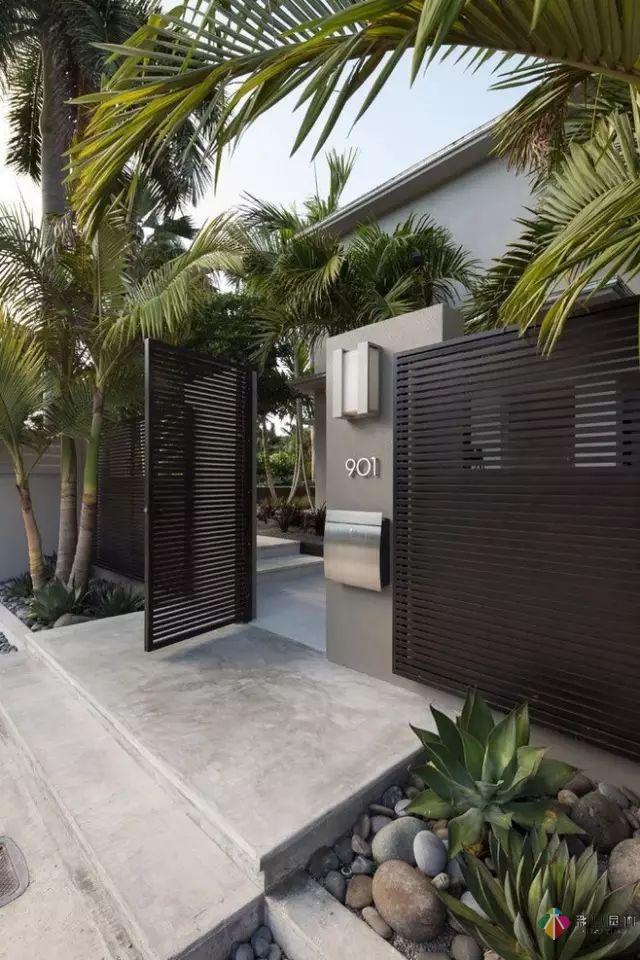庭院设计中庭院结构是怎么样子的,该怎么去做?