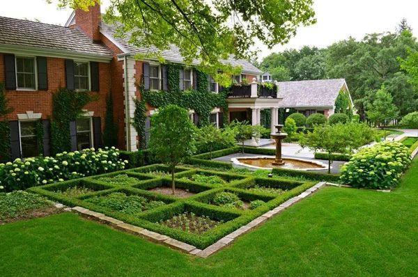私家庭院设计如何做的好,如何做的精致,一篇就够了
