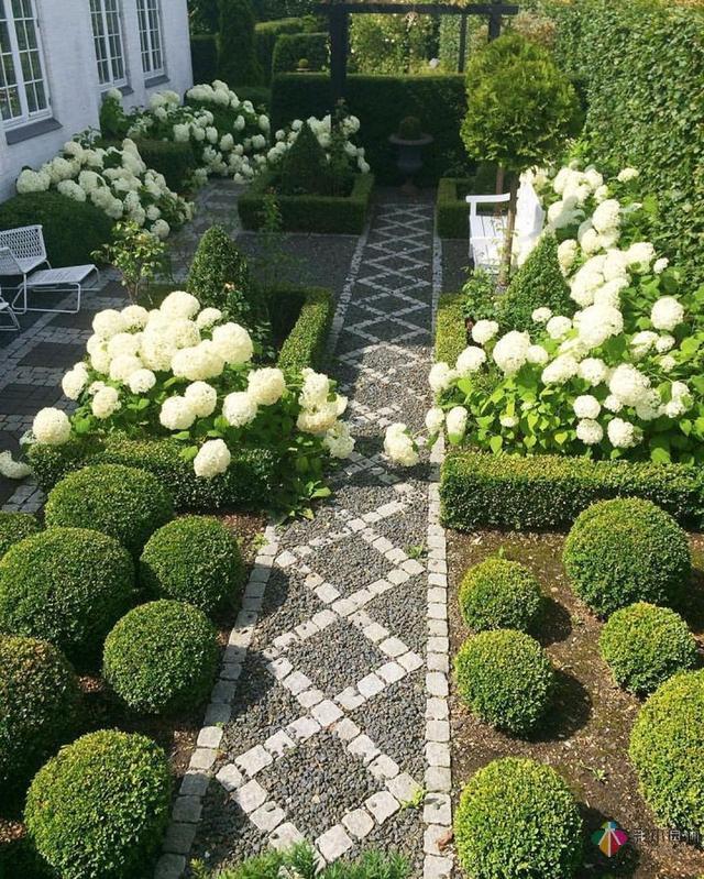 36个不错的花境设计效果图推荐收藏!