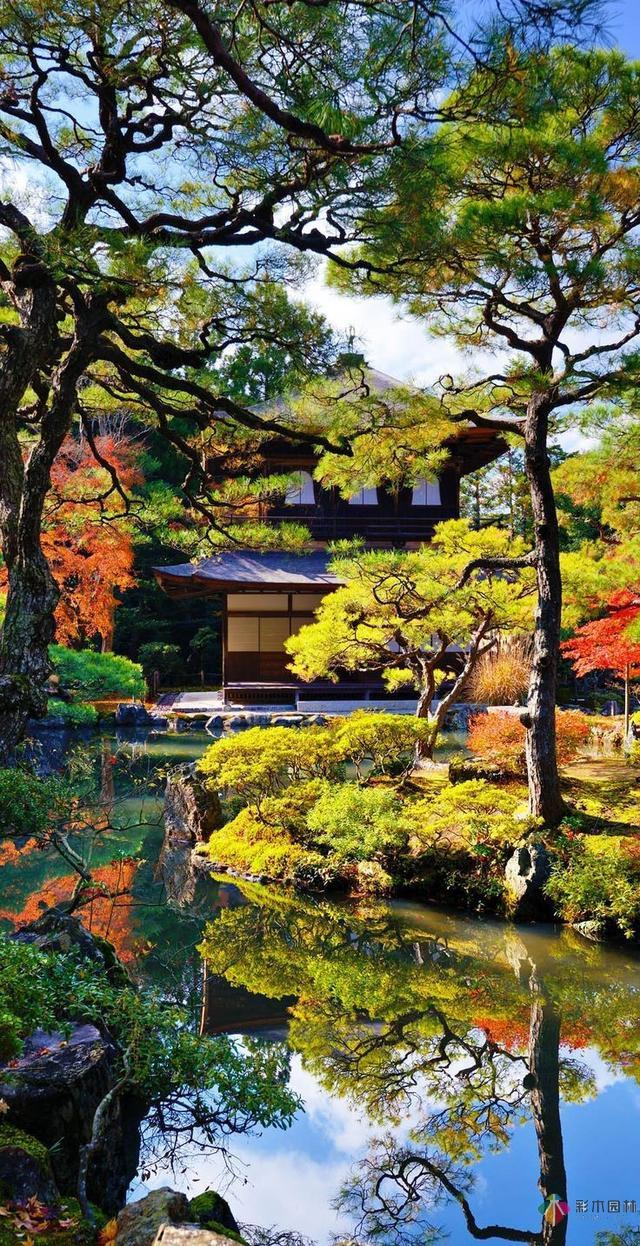 50个日式庭院设计总有你喜欢的!