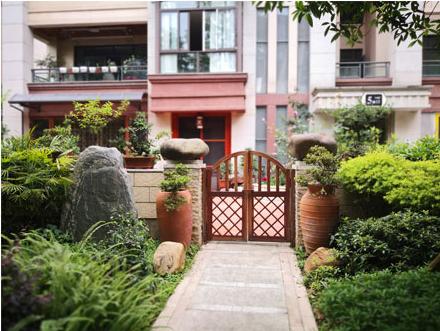 别墅庭院景观设计的意境原则