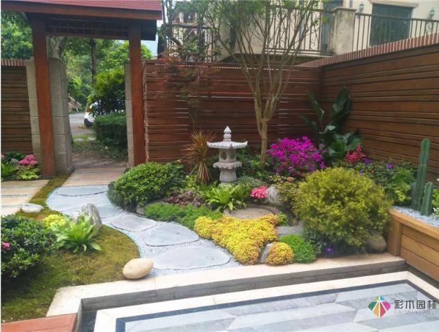 私家庭院的植物造景要注意哪些要点?